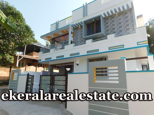 New House for sale at Plavila Thirumala Trivandrum
